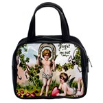 Lucky Cupids Classic Handbag (Two Sides)
