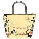 Halloween Witches Bucket Bag from Manda s Macabre Back