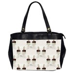 The Female Eye Oversize Office Handbag (Two Sides)