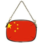 Chinese Flag Chain Purse (One Side)