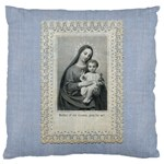 Mother Of Our Creator Large Cushion Case (Two Sides)